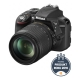 Nikon D3300 + 18-105 AF-S DX VR
