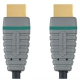 Bandridge Blue Blue HDMI 1.4, 2m