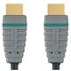 Bandridge Blue Blue HDMI 1.4, 3m