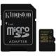 Kingston MicroSDHC 16GB UHS-I U1 (90MB/s) + adapter
