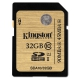 Kingston MicroSDHC 32GB UHS-I U1 (90R/45W) + adapter