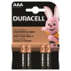 Duracell Basic AAA 2400 K4 Duralock