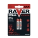 GP Raver AAA, LR03, blistr 2ks