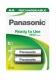Panasonic AA, HR6, 1900mAh, Ni-MH, blistr 2ks