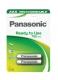 Panasonic AAA, HR03, 750mAh, Ni-MH, blistr 2ks