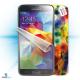 Samsung ScreenShield fólie na displej + skin voucher (včetně poplatku za dopravu k zákazníkovi) pro Samsung Galaxy S5 G900