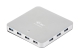 i-tec USB 3.0 / 10x USB 3.0 stříbrný