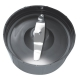Delimano NUTRIBULLET FLAT BLADE ASSEMBLY SPARE PART šedé