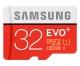 Samsung 32GB UHS-I U1 (80R/20W) + adapter