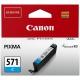 Canon CLI-571C modrý