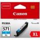 Canon CLI-571XL C modrý
