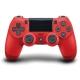 Sony Dual Shock 4 pro PS4 v2 červený
