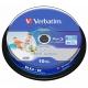 Verbatim BD-R 25GB, 6x, 10-cake