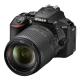 Nikon D5600 + 18-140 AF-S VR + dárek