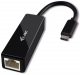 i-tec RJ45 / USB-C černá
