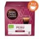 NESCAFÉ Peru Cajamarca Espresso kávové kapsle 12 ks