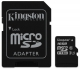Kingston Canvas Select MicroSDHC 16GB UHS-I U1 (80R/10W) + adapter