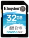 Kingston Canvas Go! SDHC 32GB UHS-I U3 (90R/45W)