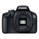 Canon 4000D, tělo