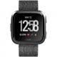 Fitbit Versa (NFC) - Charcoal Woven