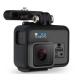 GoPro Pro Seat Rail Mount černé