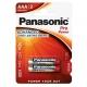 Panasonic Pro Power AAA, LR03, blistr 2ks