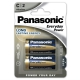 Panasonic Everyday Power C, LR14, blistr 2ks