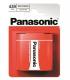 Panasonic 4,5V, 3R12, blistr 1ks