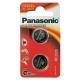Panasonic Lithium Power CR2032, blistr 2ks