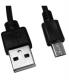 CellFish USB/USB-C , bulk černý