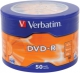 Verbatim DVD-R 4,7GB 16x, 50cake