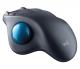 Logitech M570, Trackball, BT černá
