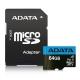ADATA Premier Micro SDXC 64GB UHS-I Class 10 + SD adaptér
