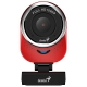 Genius QCam 6000, Full HD červená