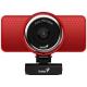 Genius ECam 8000, Full HD červená