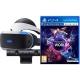 Sony + kamera + VR Worlds (PSN voucher)