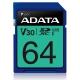 ADATA Premier Pro SDXC 64GB UHS-I U3 (95R/60W)
