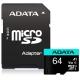 ADATA Premier Pro Micro SDXC 64GB UHS-I U3 (95R/30W) + adaptér