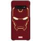 Samsung Iron Man pro Galaxy S10 červený