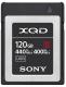 Sony XQD G 120 GB (440R/400W)