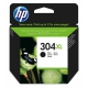 HP 304XL, 300 stran černá