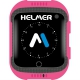 Helmer LK 707 dětské s GPS lokátorem růžový