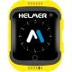 Helmer LK 707 dětské s GPS lokátorem žlutý