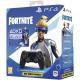 Sony Dual Shock 4 pro PS4 v2 - černý + Fortnite balíček