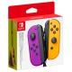 Nintendo Joy-Con Pair Neon Purple/Neon Orange