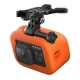 GoPro Bite mount + floaty (HERO8 Black)