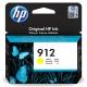 HP 912, 315 stran žlutá