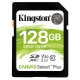 Kingston Canvas Select Plus SDXC 128GB UHS-I U3 (100R/85W)
