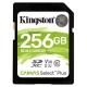 Kingston Canvas Select Plus SDXC 256GB UHS-I U3 (100R/85W)