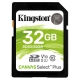 Kingston Canvas Select Plus SDHC 32GB UHS-I U1 (100R/10W)